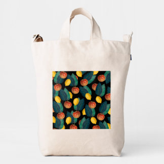 apples and lemons black duck bag
