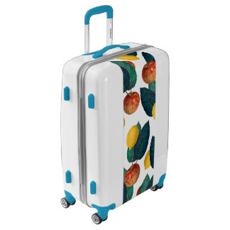 Apples And Lemons Luggage