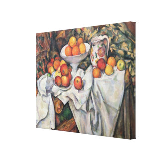 Apples and Oranges, 1895-1900 Canvas Print