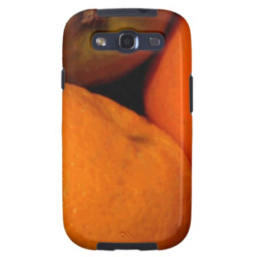Apples and Oranges Galaxy S3 Cases