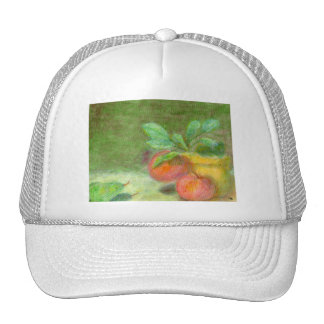 Apples and Pear, Hat
