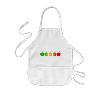 Apples apron - customize, choose style & color