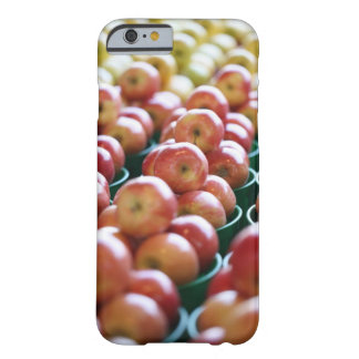 Apples at a market stall barely there iPhone 6 case