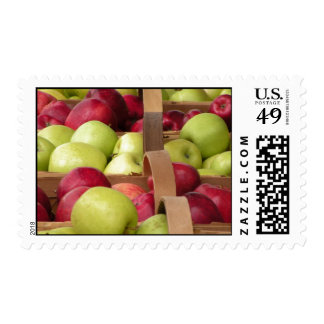 Apples at Market Postage