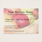 Apples At The Farmers Market Business Card
