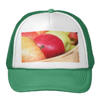 Apples At The Farmers Market Trucker Hat