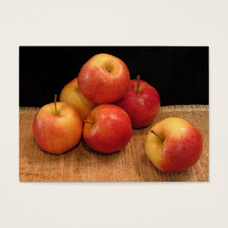 Apples ATC Business Card