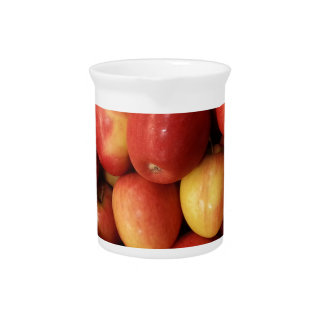 Apples Beverage Pitcher