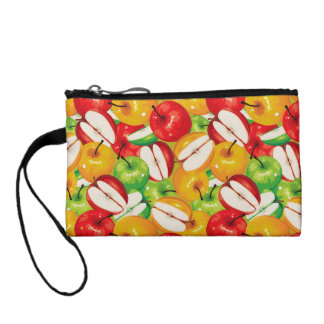 apples coin purse