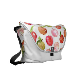 Apples Courier Bag