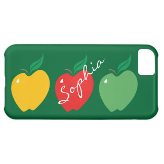 Apples Cover For iPhone 5C