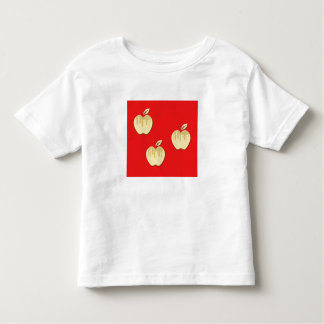 Apples Design Toddler T-shirt