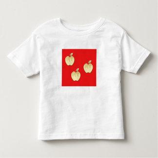 Apples Design Toddler T-shirt