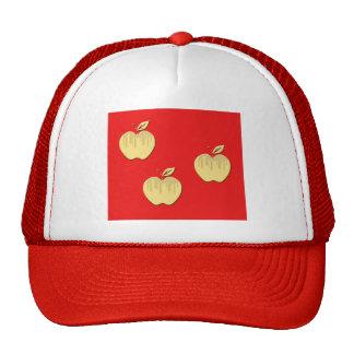 Apples Design Trucker Hat