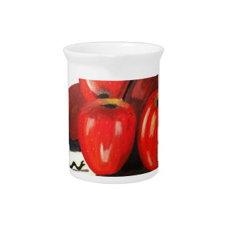 Apples Drink Pitchers