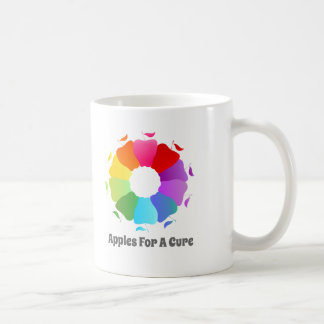 Apples For A Cure - Circle of Awareness Coffee Mug