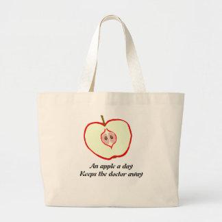 Apples Galore!!! Large Tote Bag