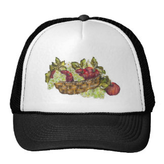 apples trucker hats