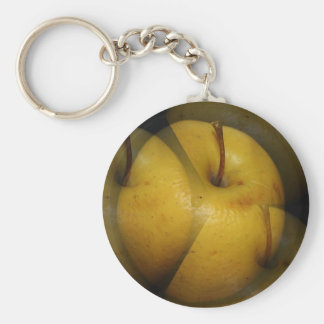Apples Illusions Keychain
