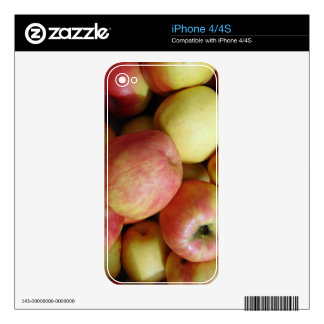 Apples iPhone 4S Skins
