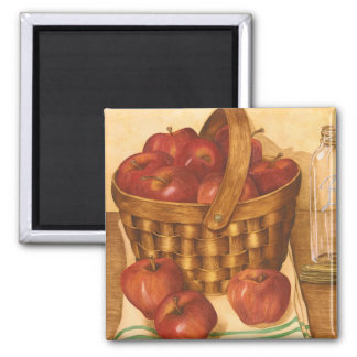 Apples Magnet Refrigerator Magnets