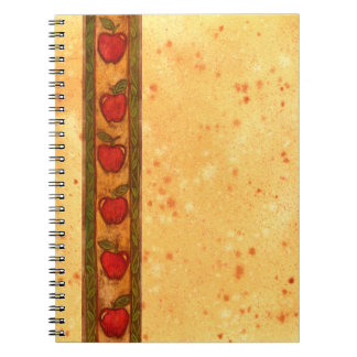 Apples - Notebook