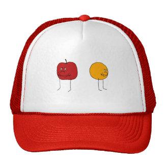 Apples&Oranges Trucker Hat