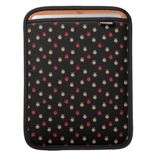 Apples pattern sleeves for iPads