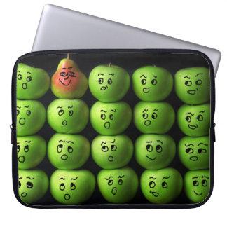 Apples & Pear - Neoprene Laptop Sleeve 15 inch