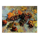 Apples, Pears, Lemons and Grapes- Vincent van Gogh Post Cards