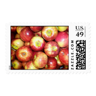 Apples Postage Stamps