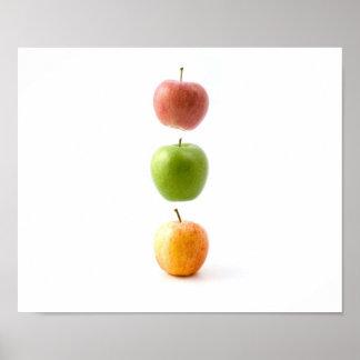 Apples Poster Print