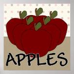 Apples Series 4 Print