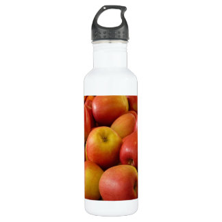 Apples Stainless Steel Water Bottle