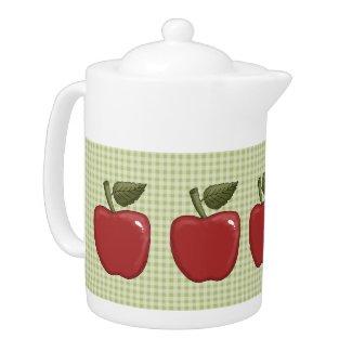 Apples Teapot