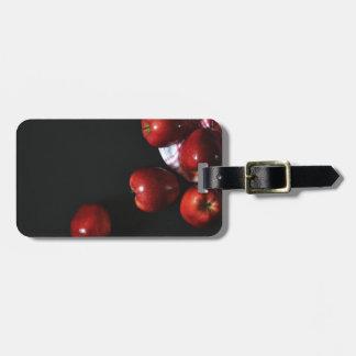 Apples Travel Bag Tags