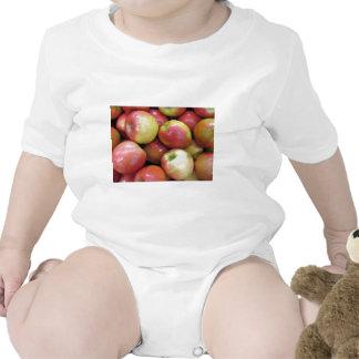 Apples Baby Bodysuit