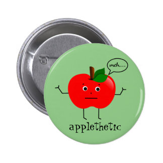 Applethetic Button