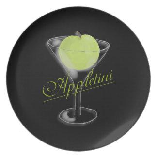 Appletini Apple verde platea Platos De Comidas