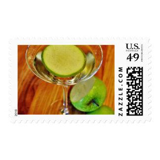 Appletini Cocktail Postage