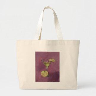 """Appletini"" Fine Art Products Tote Bag"