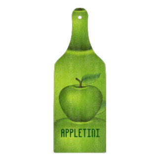 Appletini Glass Cutting Board