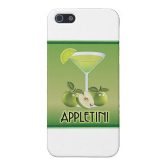 Appletini Green Case For iPhone SE/5/5s