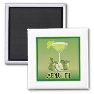 Appletini Green Magnet