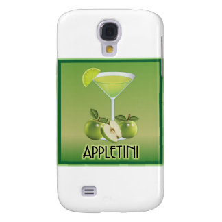 Appletini Green Samsung Galaxy S4 Case