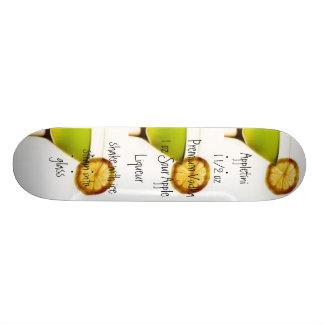 Appletini Skateboard! Skate Board