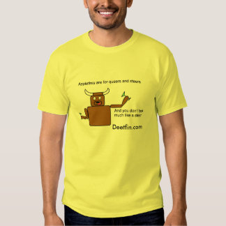 Appletini Steer Shirt
