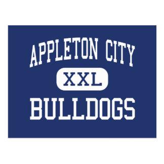 Appleton City - Bulldogs - High - Appleton City Postcard
