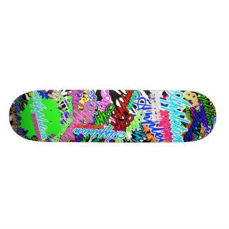 Appleton Sticker Shock Skateboard Deck