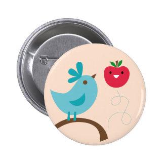 AppleTree Pinback Button